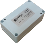 Indoor DC/DC injector for XG, Mmx and Omx units with integrated lighting protection IDU-LA-G
