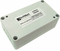 Indoor DC/DC injector for all InfiNet Wireless' units with integrated lightning protection IDU-LA-G (V.01)