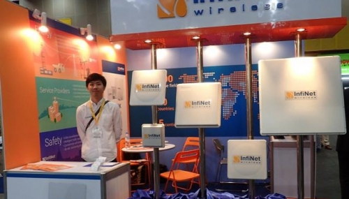 Infinet Wireless and Easy Networks demonstrate regional commitment at Secutech ASEAN