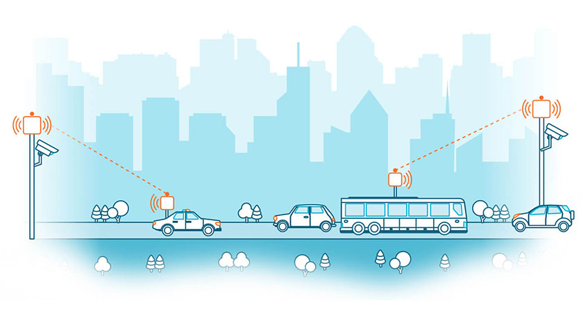 La ruta hacia las Smart Cities con comunicación inalámbrica