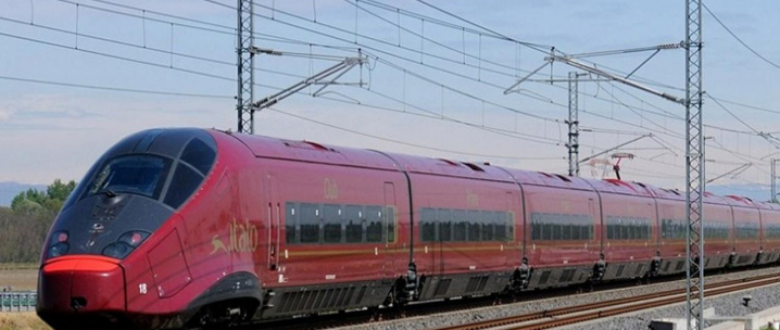Mobile wireless broadband connectivity for Italian Railways