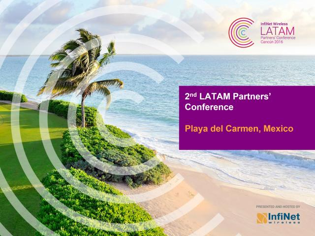 LATAM Partners' Conference Cancun - 2016